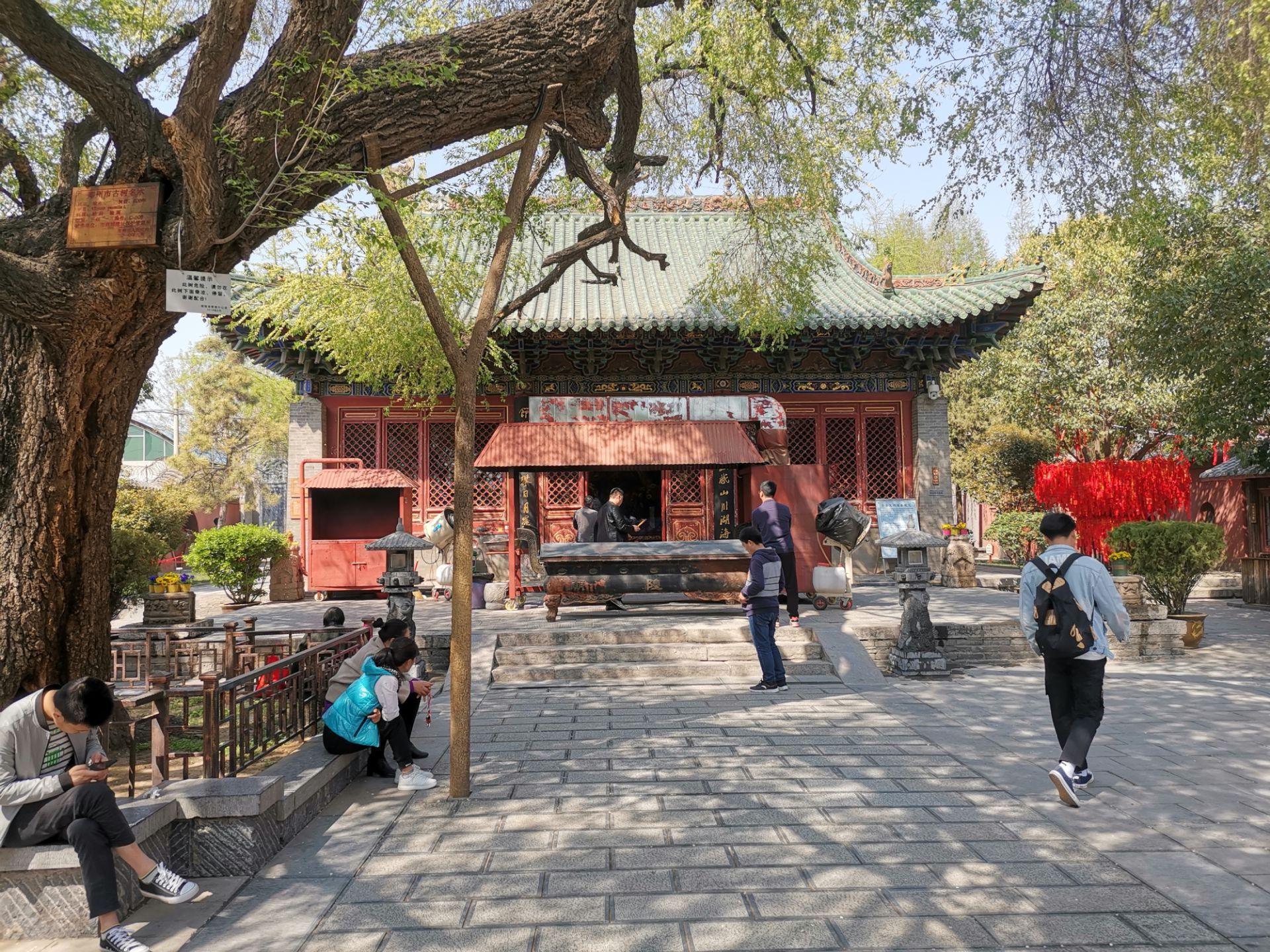 河南省 郑州市 郑州城隍庙