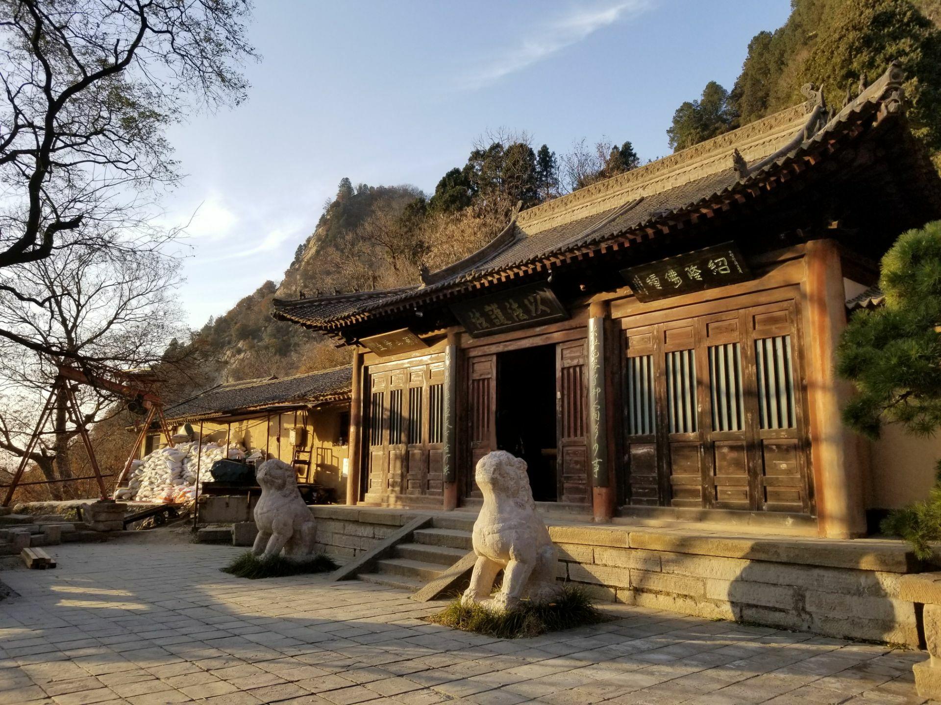 陕西省 西安市 净业寺 佛教律宗的祖庭