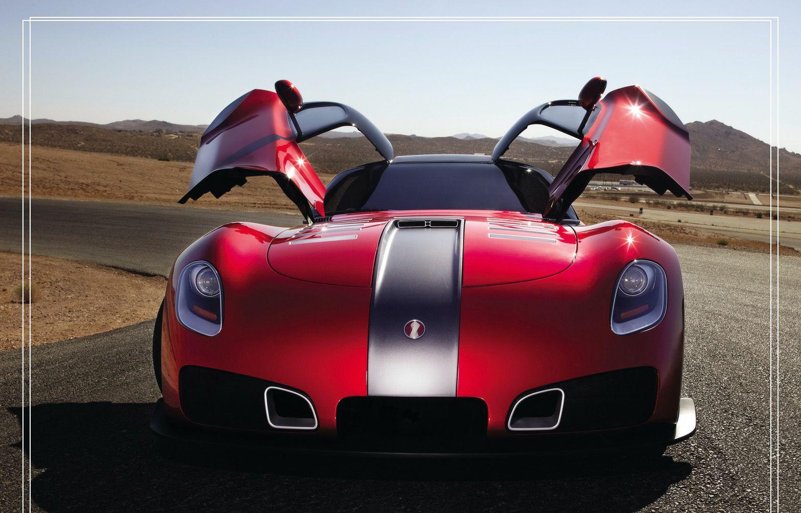大图福利:超适合做壁纸的时尚车辆美图一览