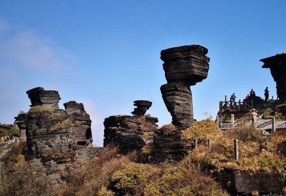 中国第五大佛教名山,也是避暑圣地,五一小长假记得去打卡哦!