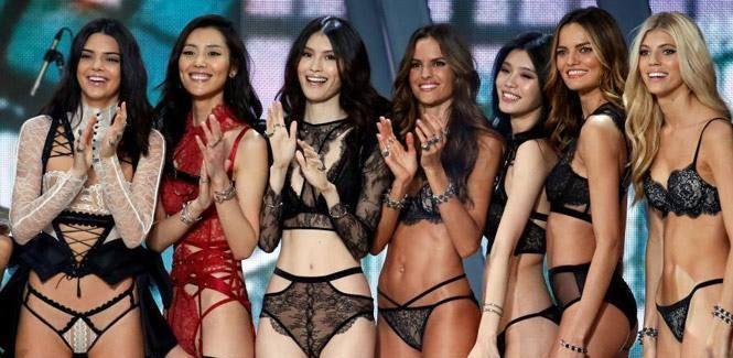 刘雯、奚梦瑶、何穗……维密秀的中国超模,你认识几个?