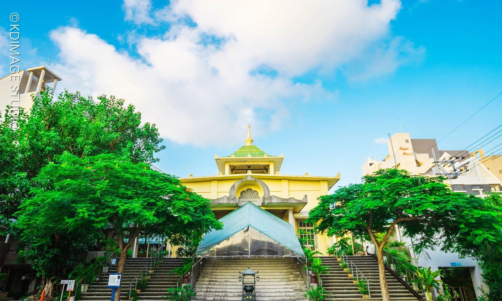 「国际通」是日本冲绳比较热闹的街区,好多东西的价格都不算很贵