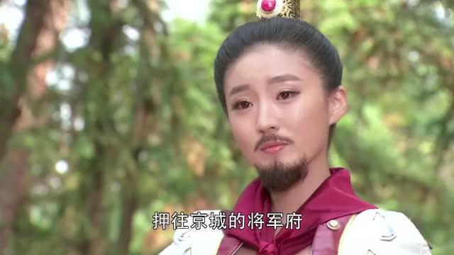 少林寺传奇:女子假扮徐超将军,却不知对方就是徐超的儿子