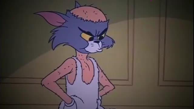 猫和老鼠你笑话我杰瑞我让你变身比基尼兔女郎造型好看