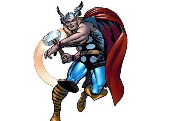 """漫威中""""戴头盔""""的五大超级英雄,雷神意外上榜,他的头盔最霸气"""