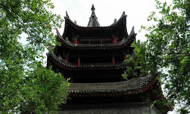 """陕西省有个县城曾经碾压西安数百年,有着""""三秦大都会""""的名头!"""