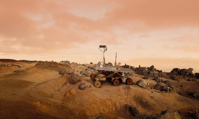 火星极有可能存在生命,人类数十年未发现,只是探索方向出现错误