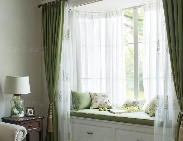 为什么有钱人家都不挂窗帘?现在流行这么装修,太实用了