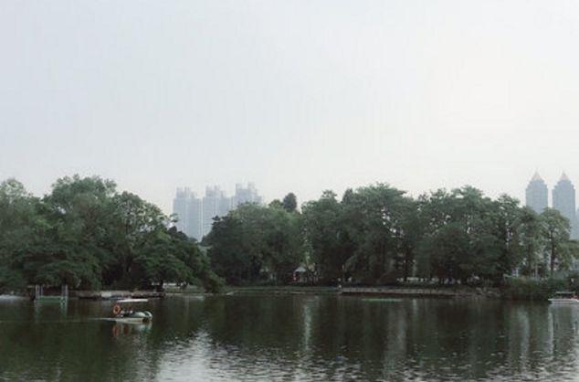 旅游:城市奇遇之广州东山湖公园,景色宜人的人工湖公园