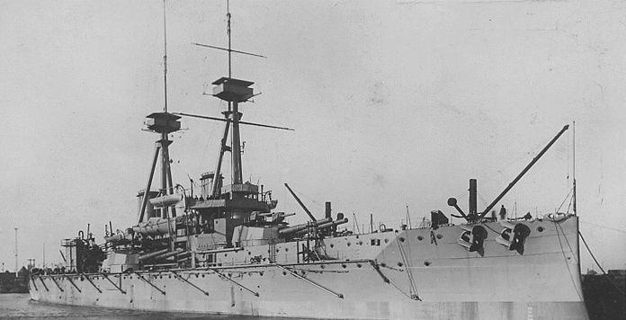 """柏勒罗丰级改进型——皇家海军""""圣文森特""""级战列舰"""