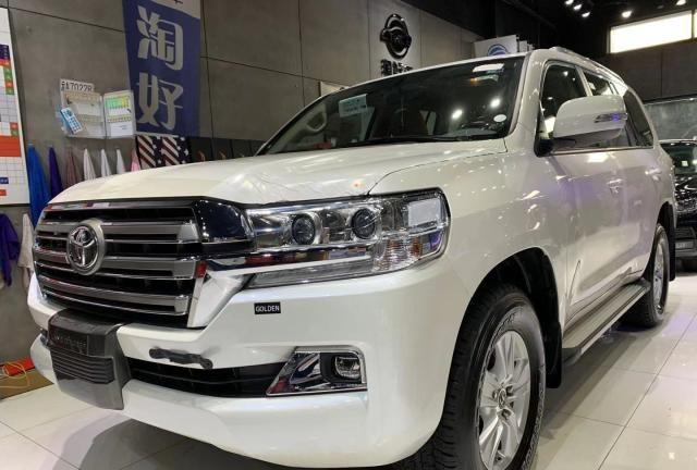 丰田兰德酷路泽4.0GXR-中东版平行进口车