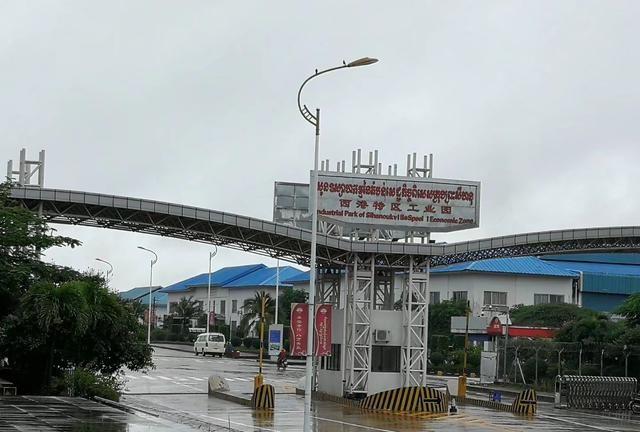 自驾柬埔寨之西港见闻