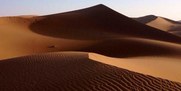 风光摄影:内蒙古巴丹吉林沙漠