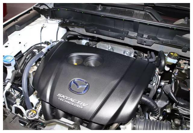 马自达CX-5,二十来万买合资SUV就选它,既实用又有驾驶乐趣