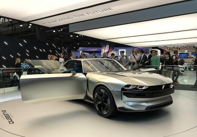 标致的全新品牌标志将于今年日内瓦车展上推出