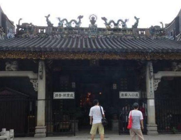 旅游:仁威庙——供奉道教真武帝的神庙,距今已有900多年历史
