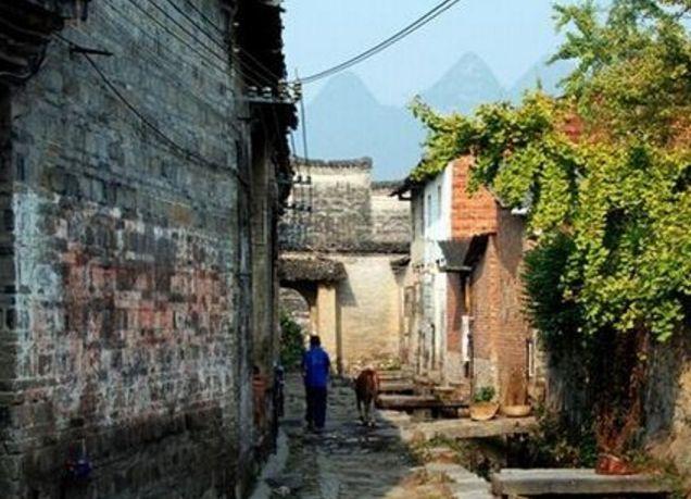 旅游:它是广西四大古名镇之一,曾是湘桂古商道上的一颗明珠
