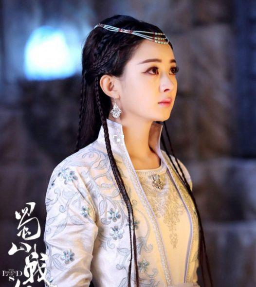 女星扮演公主:赵丽颖李沁陈钰琪……谁是你心中的最美小公主?