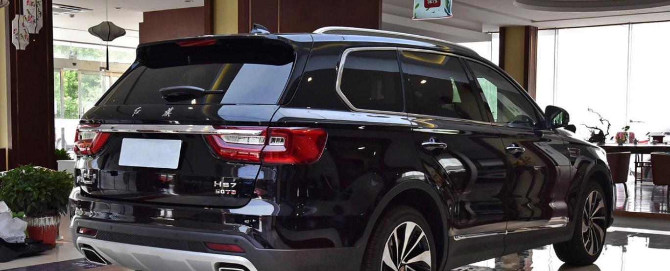 都是大尺寸7座SUV,红旗HS7和大众途昂到底该怎么选?