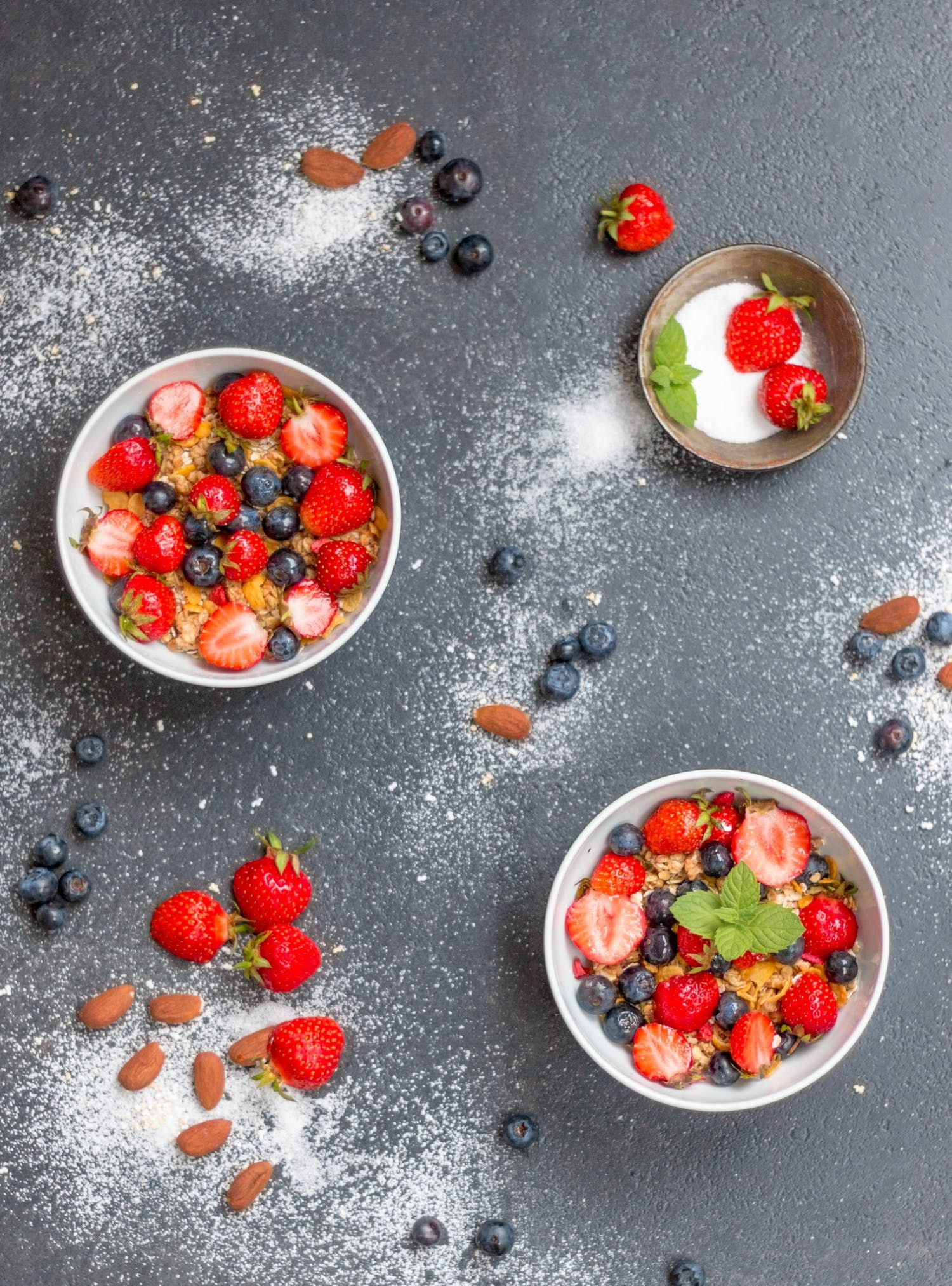 这些水果对你的身体很有好处,要经常吃哦