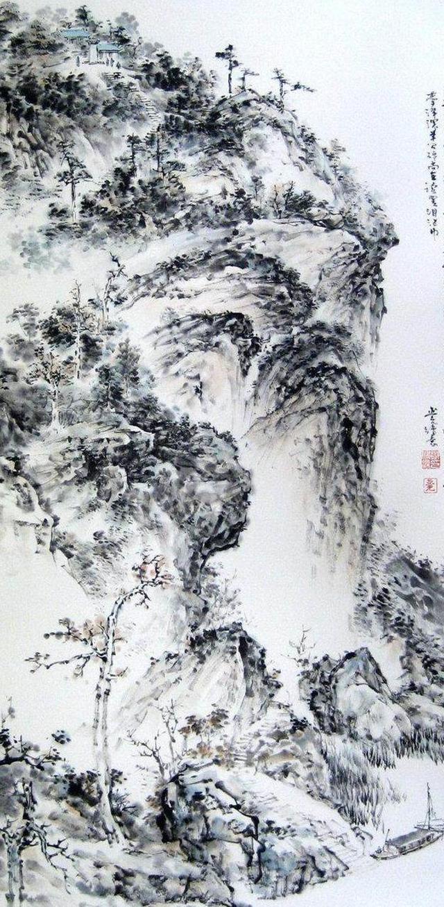 唐诗三百首中富含哲理的一首古诗,诗人因一事无成而泪洒当场