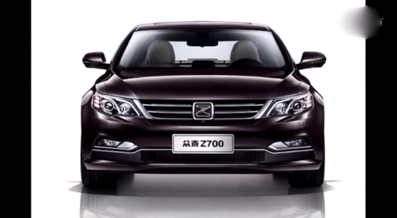 视频:朋友提车众泰Z700,看了这个视频我也准备买一辆
