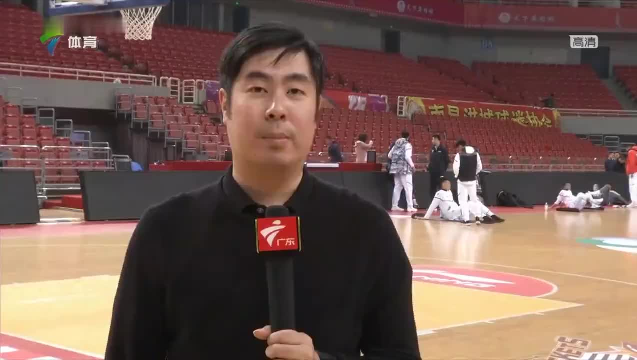 cba苦涩的胜利广州客场险胜八一主帅胡安球队竞技状态有问题