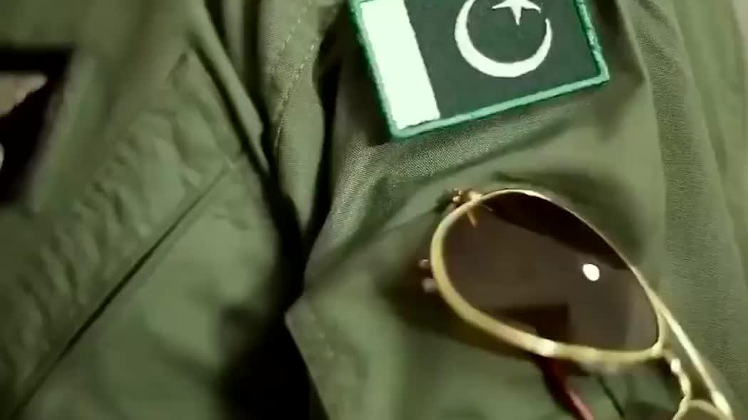 巴基斯坦空军官方宣传片,F-16战斗机成为主角亮相!