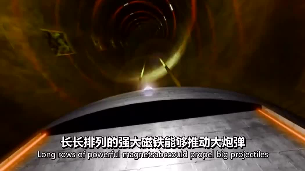 应对太空争端,轨道炮是最好的武器之一
