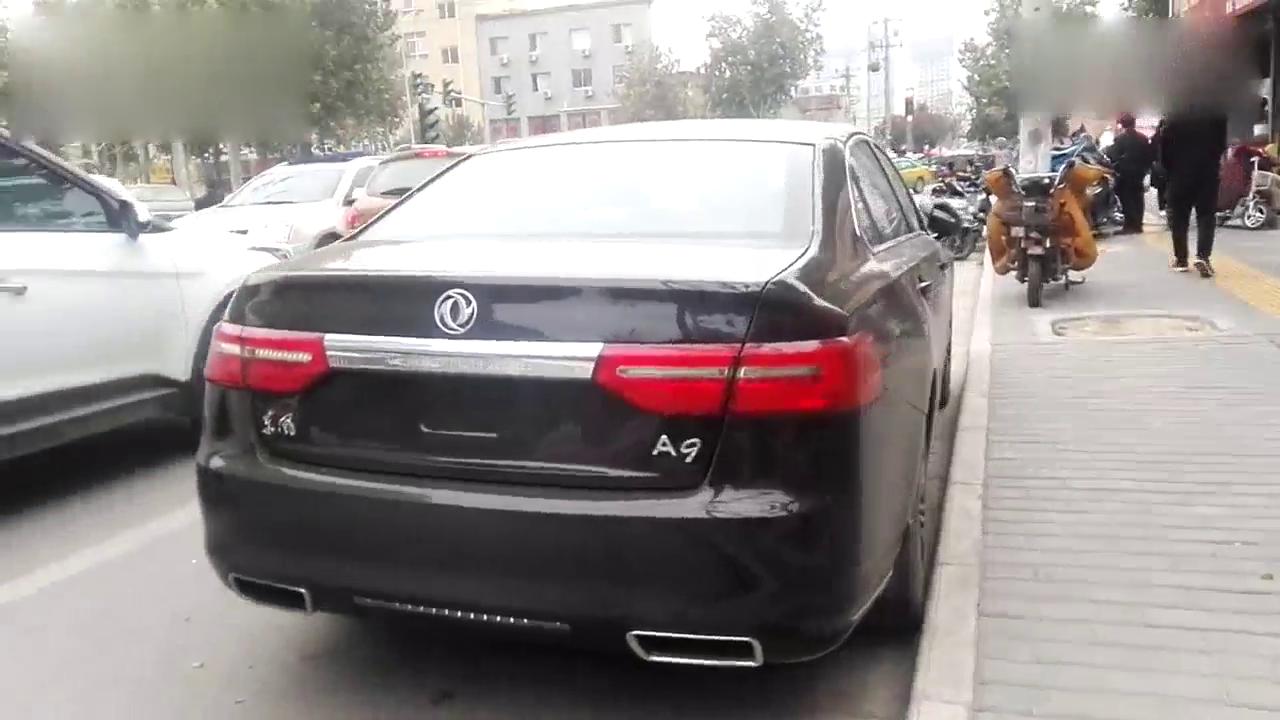 视频:这款东风A9为何被别人称为铁壳子,我就很看好这款车,低油耗