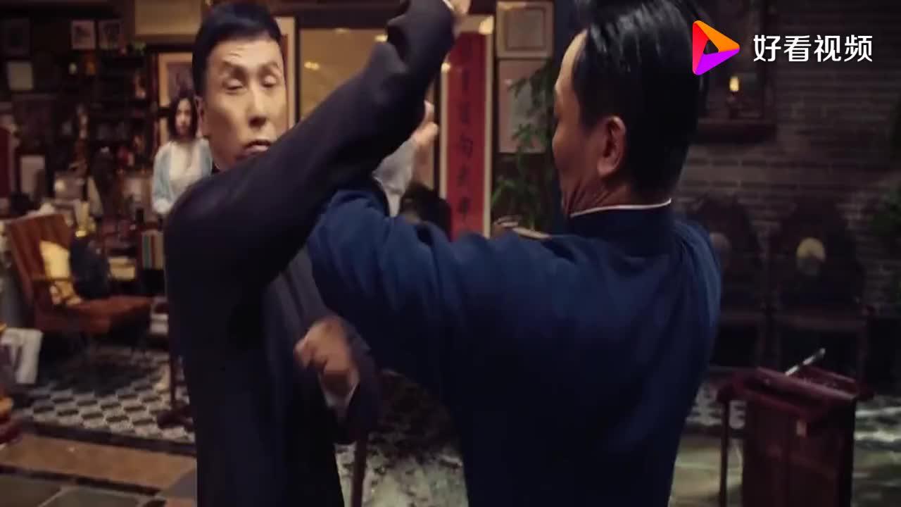 《叶问4》李小龙被欺负叶问出手对战美国特种兵