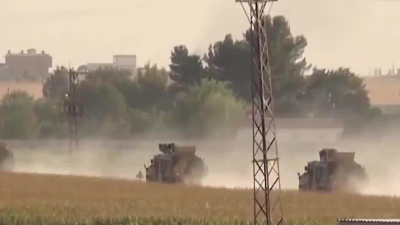 叙利亚突飞猛进收复大片领土不料却被土耳其军队偷袭