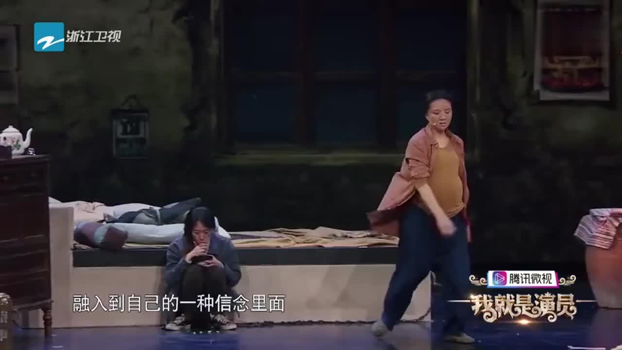 孙茜被贾樟柯选中成为影视化作品A角演员金世佳有幸被邀请助演