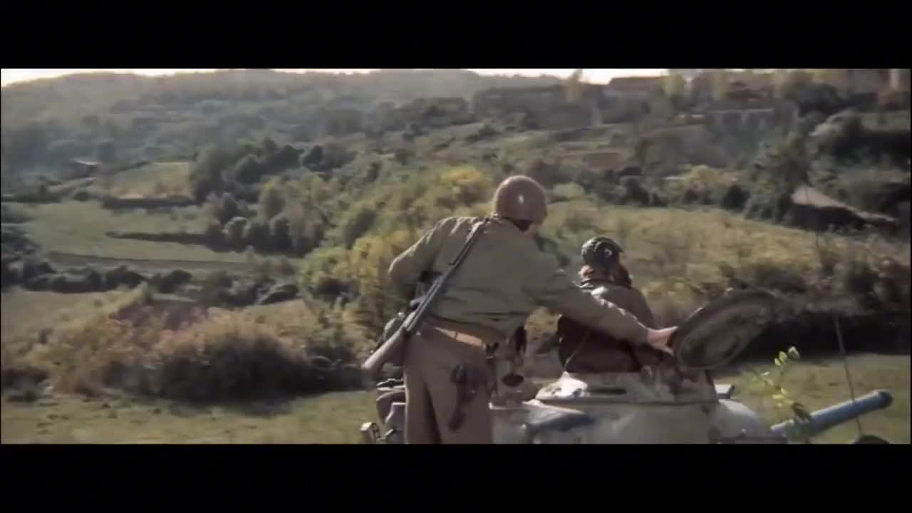 二战老电影-美军小队打劫德军黄金储备库中-
