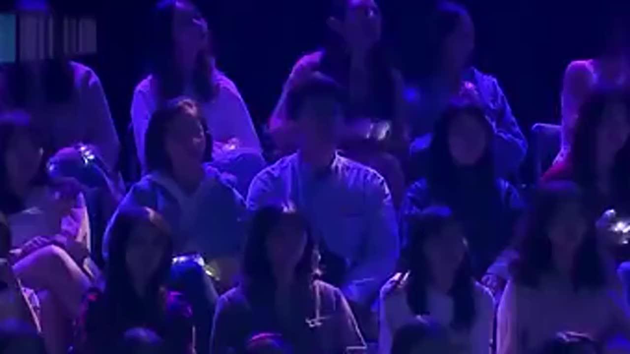梦想的声音丁当宣布讨教导师名字胡彦斌一脸崩溃这歌太难了