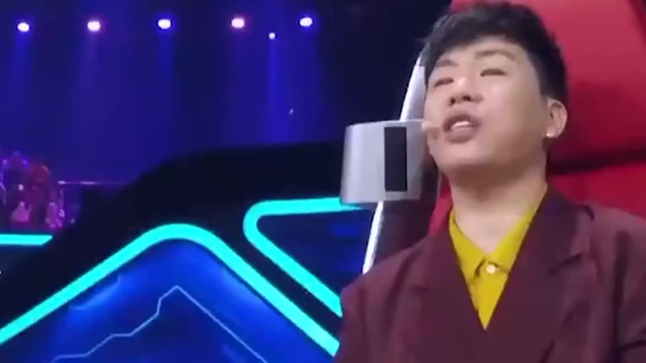 梦想的声音林俊杰胡彦斌即兴葫芦娃网友太可爱了吧