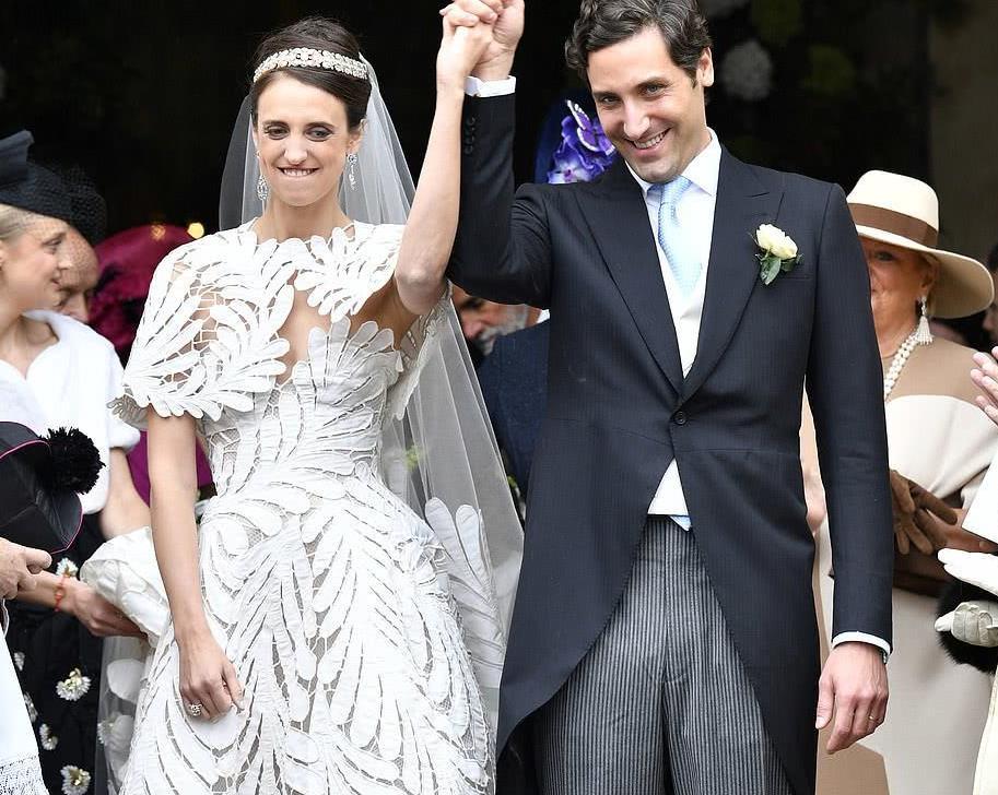 拿破仑家与奥地利王室再结亲,这次只有爱情,英国公主到场祝贺