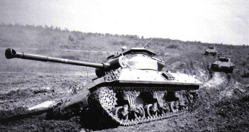 老照片 50年代的南斯拉夫人民军 居然还是美式装备