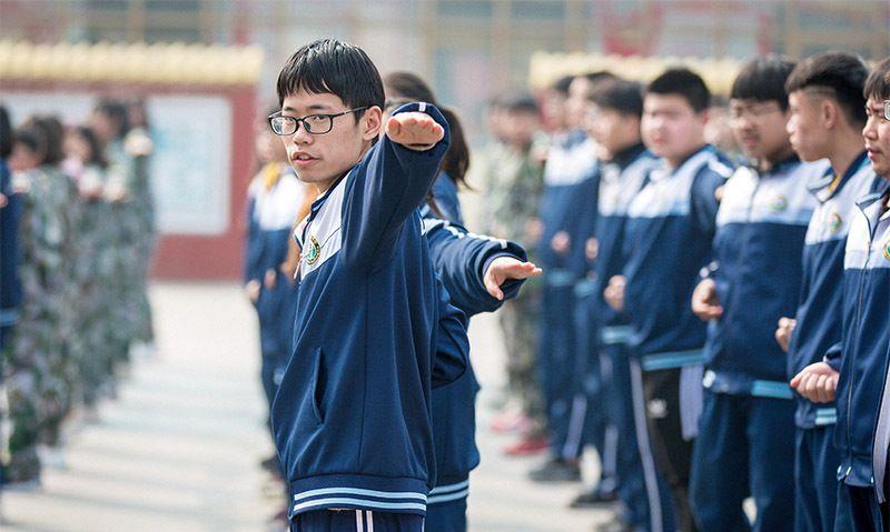 河南安阳:先成人后成才,彰德实验中学与多所高等院校合作办学