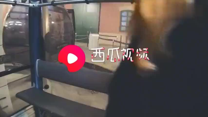 朴炯植跟未央玩碰碰车的样子真的是太可爱了吧