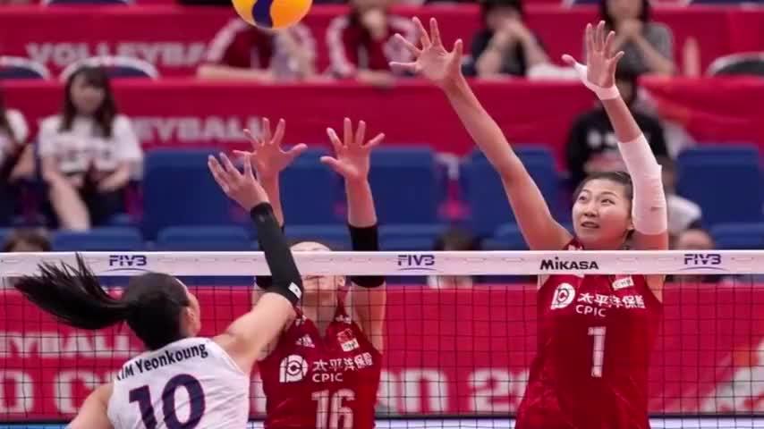 新版世界排名中国女排世界第1傲视群芳 美国巴西紧随在后