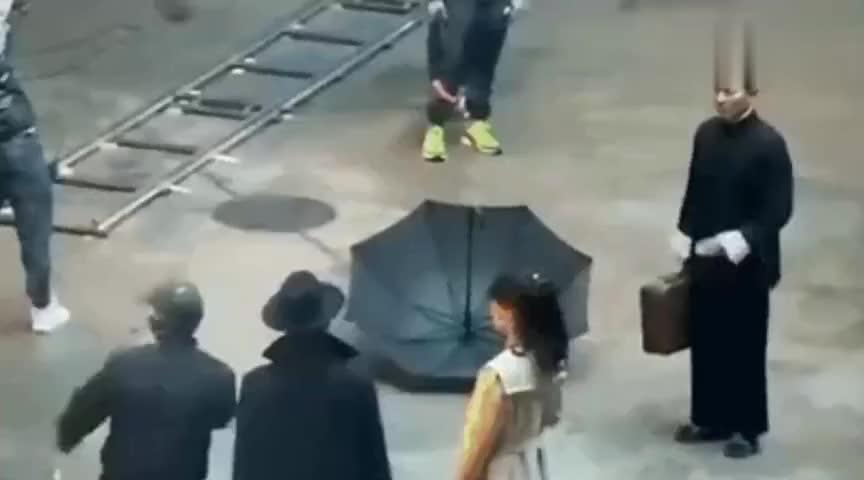英皇发布声明否认演员在刘德华新片中耍大牌