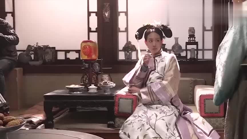 《如懿传》花絮张钧甯一言不合就尬舞现场展示魔性扭脖子舞