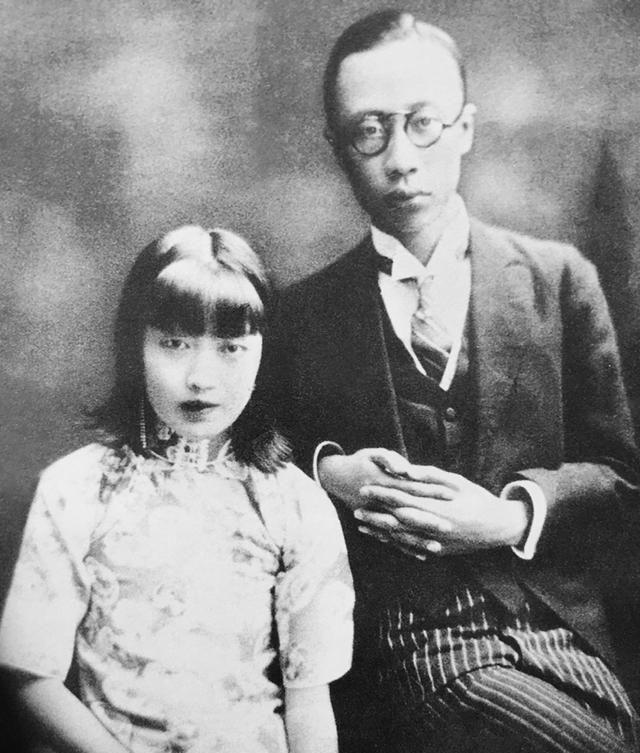 婉容照片:哥哥把她卖给日本军官,鼓励她吸鸦片