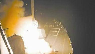 射程2500千米,现役实战最多的巡航导弹,至今仍是对外介入主力