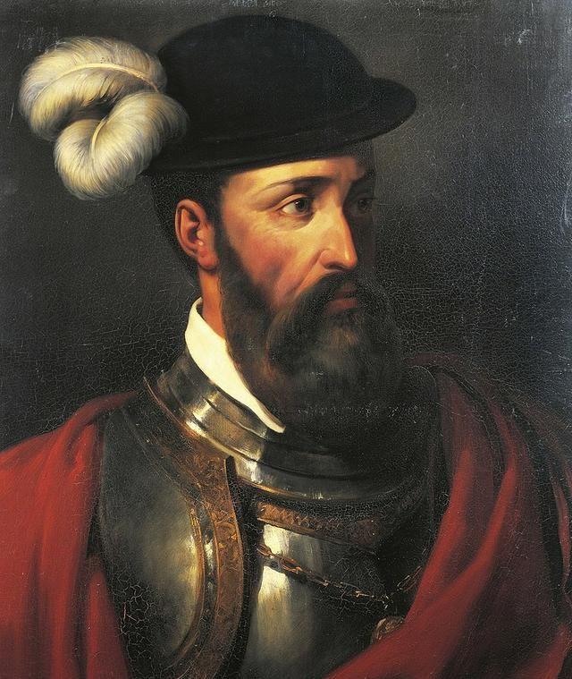 印加帝国征服者——冒险家弗朗西斯科·皮萨罗