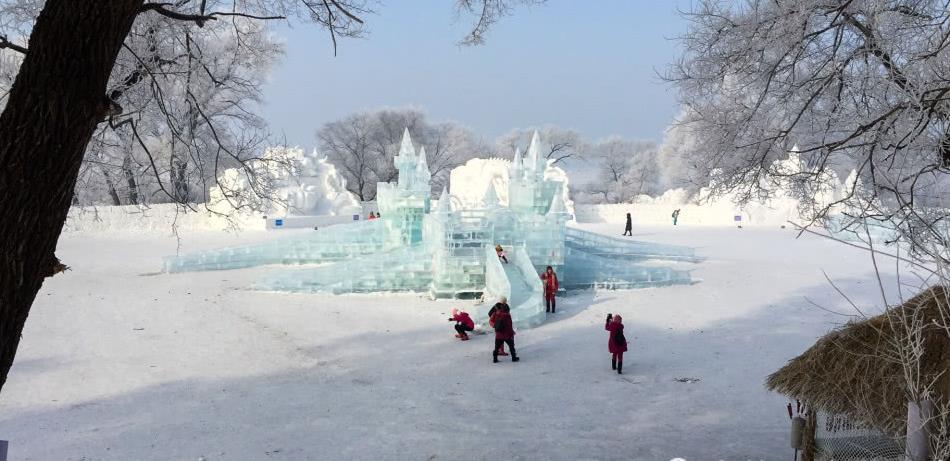 """冬季限定的梦幻景观,很多南方小伙伴没见过,被誉为""""自然奇观"""""""
