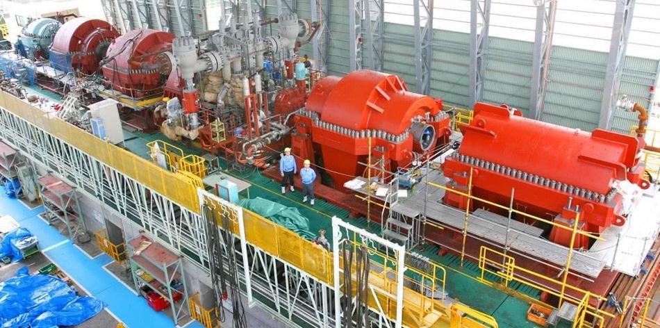 西气东输的百万吨设备,全球仅美日德能造,被中国一女工人突破
