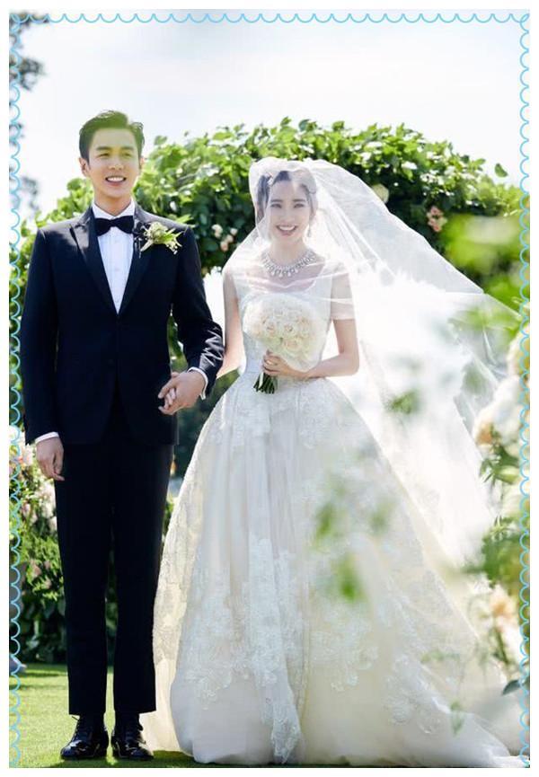 张若昀夫妇偶像剧式爱情太浪漫!甜蜜指数秒杀当初赵丽颖唐嫣夫妇