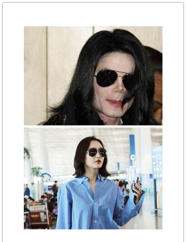 37岁王鸥街拍秀红唇,撞脸MJ,新剧和老友王凯再合作